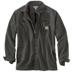 Carhartt Men's Rugged Flex Rigby Shirt Jac 102851